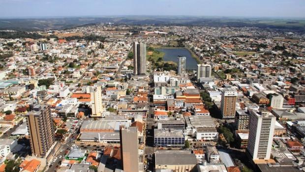 Guarapuava é apontada por pesquisa como cidade ideal para investimentos atuais